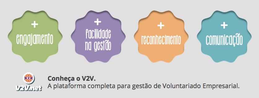 conheça a plataforma completa para voluntariado empresarial