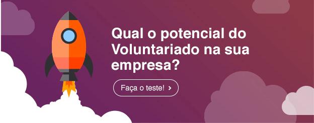 Quiz Potencial Programa de Voluntariado Empresarial
