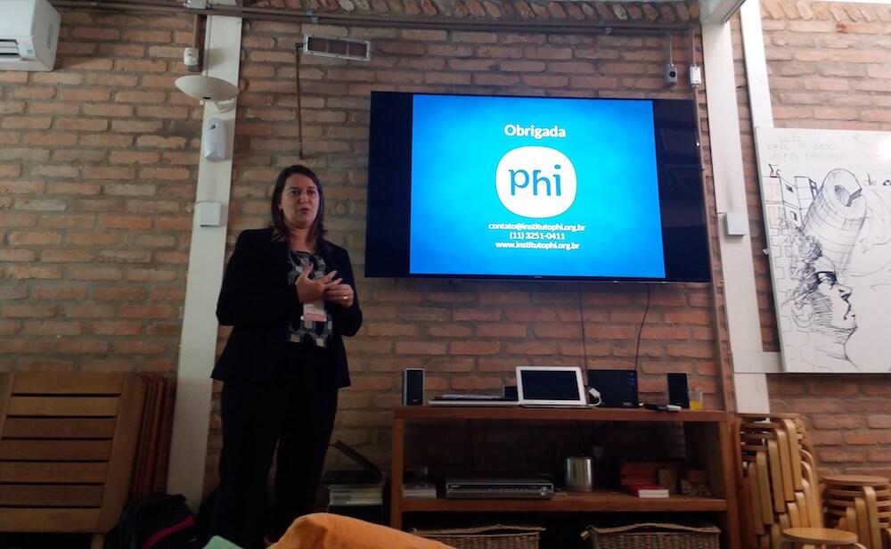 Luiza Serpa fala sobre como avaliar projetos para garantir um investimento social mais eficiente
