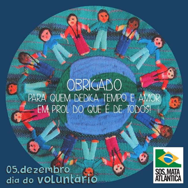 Cartaz SOS Mata Atlântica