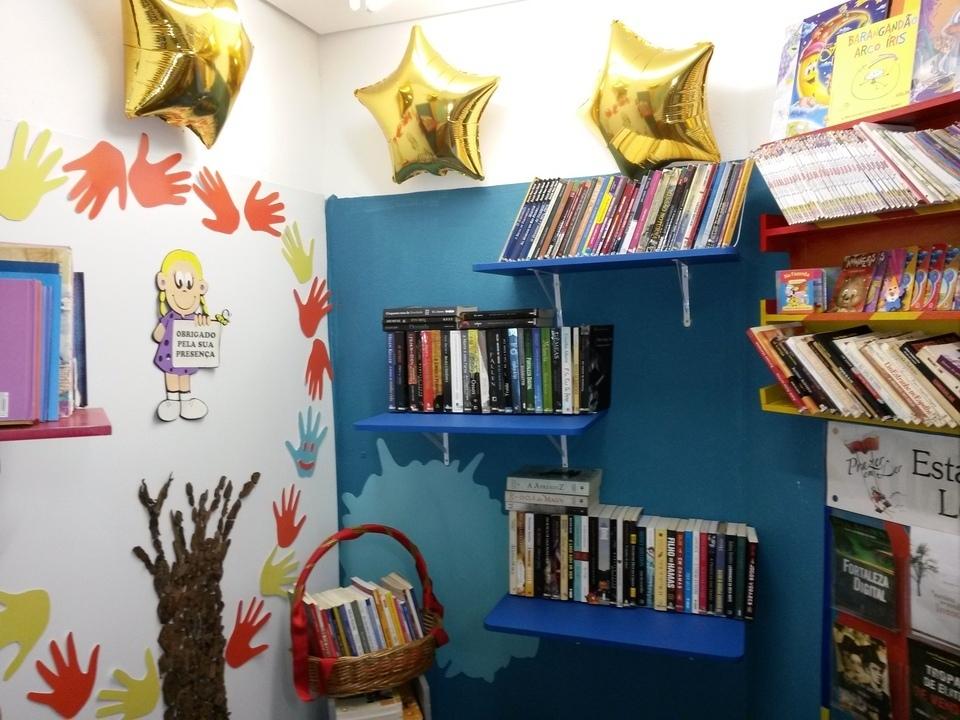 Estação de leitura