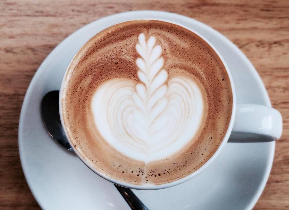café com avaliação