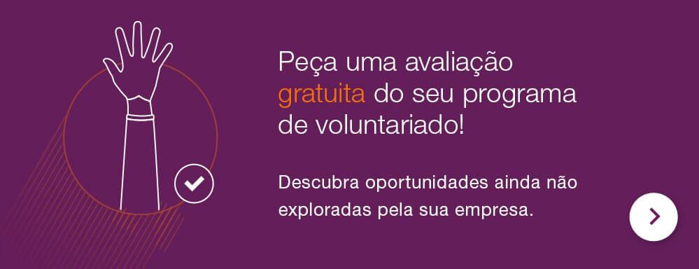 Avaliação Programa de Voluntariado