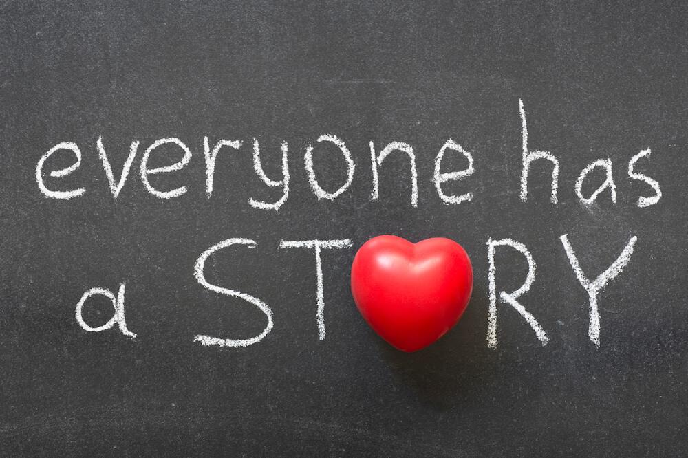histórias de voluntários