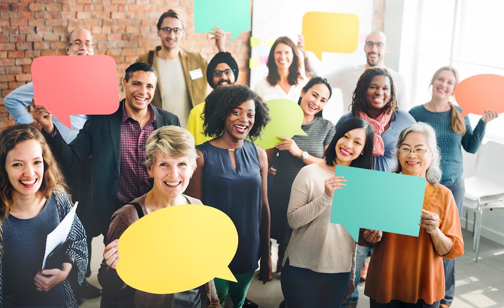 comunicação habilidade gestor voluntariado