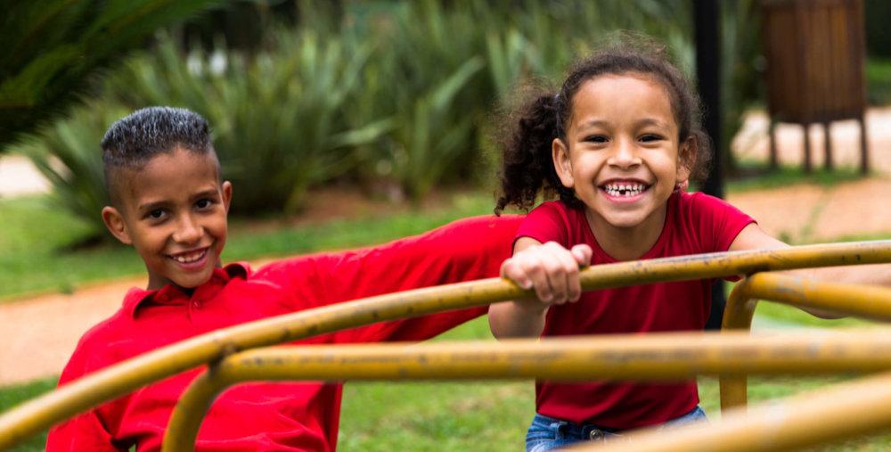 dia das crianças e voluntariado
